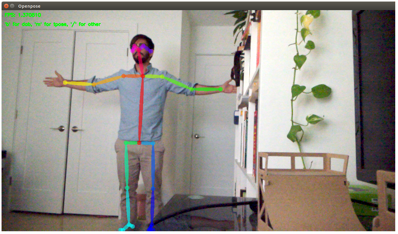 Building Dab and T-Pose Controlled Lights - Make Art with Python